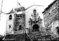 Chiesa San Vito  Piana degli Albanesi demetrio salerno