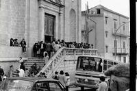Chiesa San Demetrio Anni 70  PIANA DEGLI ALBANESI demetrio salerno