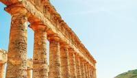 Tanto tempo fa... Tempio greco di Segesta  - Segesta (3329 clic)