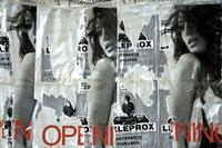 manifesto open Si tratta di una serie di fotografie realizzate a nel centro storico di Palermo PALER