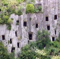 Le Grotte di PANTALICA (4916 clic)