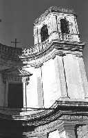 Una chiesa a Noto  - Siracusa (2266 clic)