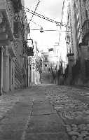 Una via del paese  - Noto (3013 clic)