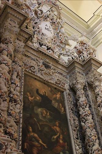 Caltagirone - imponente esempio d'arte - CALTAGIRONE - inserita il 06-Feb-12
