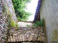 Eremo di Santa Rosalia - particolare1   - Santo stefano quisquina (1755 clic)