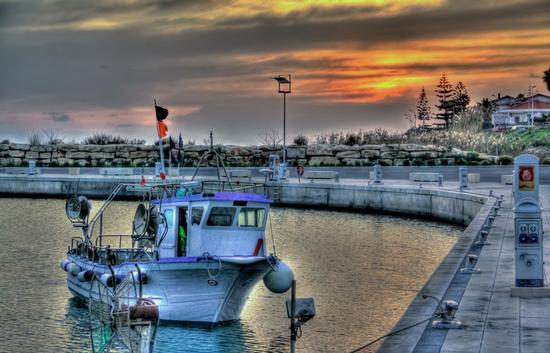Il Porto - 2 - HDR - MARINA DI RAGUSA - inserita il 22-Feb-12