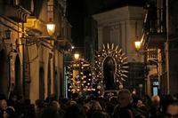 Processione del venerdì Santo Processione del venerdì Santo  - Randazzo (4160 clic)