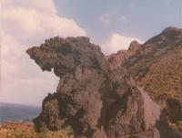 Valle dei Mostri - Particolare    - Vulcanello (3608 clic)
