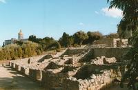 Resti Villa Romana   - Tindari (5563 clic)