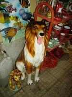 Cane in ceramica   - Santo stefano di camastra (4607 clic)