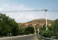 Ponte vecchia ferrovia x Dittaino   - Assoro (1649 clic)