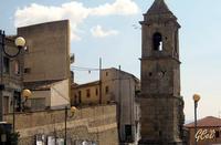 Campanile vecchia chiesa S. Caterina   - Assoro (1572 clic)