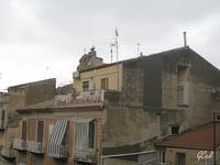 Scorcio con vista chiesa S. Giuseppe   - Leonforte (1164 clic)