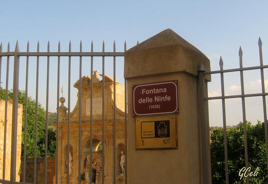 Fontana delle Ninfe - Centro storico - LEONFORTE - inserita il 26-Jul-13