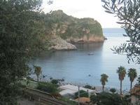 Litorale jonico, presso Isola Bella   - Taormina (1920 clic)