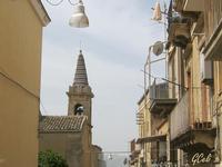 Campanile chiesa S. Antonino   - Leonforte (1438 clic)