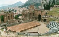 Teatro Greco   - Taormina (3233 clic)
