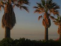 All'imbrunire dalla villa Falcone Borsellino   - Sant'agata di militello (3157 clic)