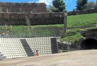 Anfiteatro   - Taormina (1967 clic)