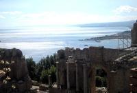 Teatro G R   - Taormina (2579 clic)