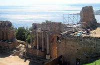 Teatro Greco Romano   - Taormina (2120 clic)