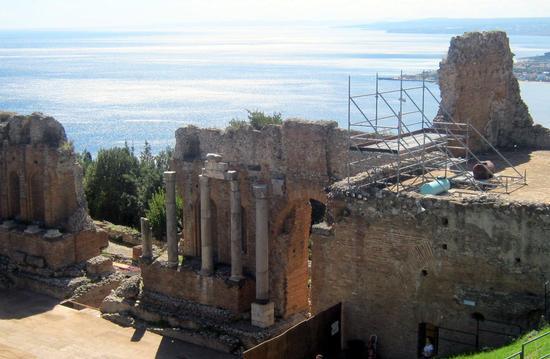 Teatro Greco Romano - TAORMINA - inserita il 25-Nov-13