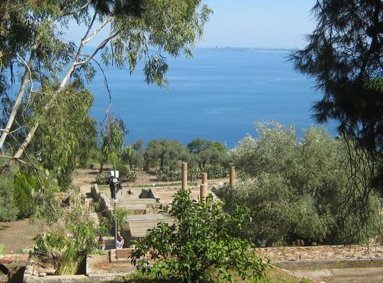Resti Area Archeologica - TINDARI - inserita il 21-Oct-13