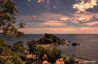 Isola Bella Colpo d'occhio dalla statale CT-ME  - Mazzarò (3016 clic)