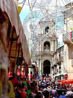 La Chiesa di San Paolo vista dal corso, Palazzolo Acreide (2131 clic)