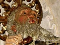 Sant'Antonio abate, compatrono di Licodia Eubea (3436 clic)