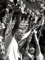 I devoti di San Sebastiano 10 agosto 2012, festa di San Sebastiano Martire  - Palazzolo acreide (2298 clic)