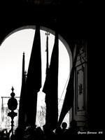 Il rientro degli stendardi 10 agosto 2012, festa di San Sebastiano Martire  - Palazzolo acreide (2183 clic)