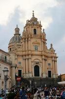 Duomo di San Giorgio a Ragusa Ibla (1280 clic)