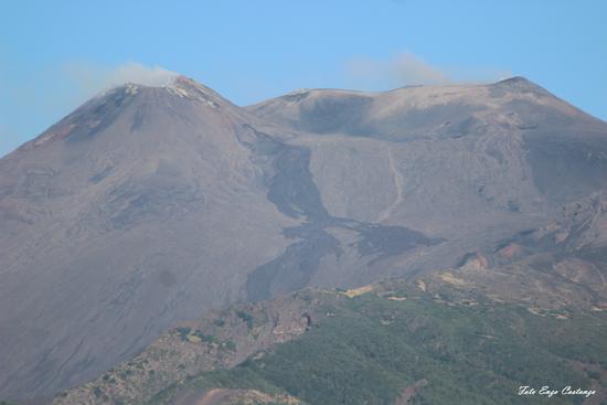 Etna crateri sommitali  -  - inserita il 30-Jan-20