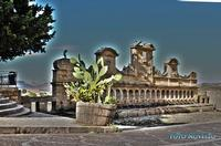 La Granfonte. Uno dei tanti monumenti barocchi di Leonforte.  - Leonforte (2974 clic)