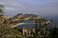 Isola Bella. Uno dei più incantevoli posti della Sicilia.  - Taormina (2880 clic)