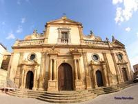 Chiesa Madre. Barocco Siciliano  - Leonforte (3796 clic)