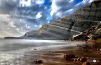 Scala dei Turchi- La spiaggia (2651 clic)