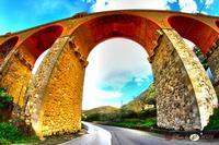 Assoro- Ponte della ex ferrovia (2951 clic)