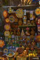 ricordi artistici cosa non si trova fra le bancarelle del Santuario di Santa Rosalia a Palermo PALER