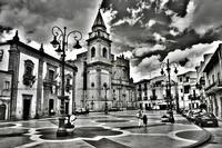 Piazza...bella Piazza Piazza della repubblica di Regalbuto.Enna  - Regalbuto (3081 clic)