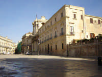 Piazza Duomo  - Siracusa (2283 clic)