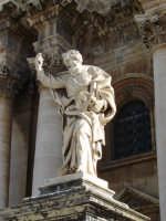 Paricolare Duomo  - Siracusa (2440 clic)