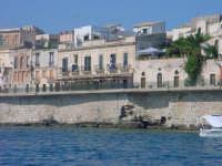 Isola di Ortigia - Lungomare ALfeo visto dal porto grande  - Siracusa (4245 clic)