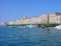 Isola di Ortigia - La marina  - Siracusa (2585 clic)