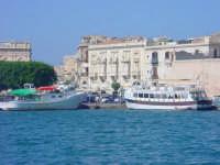 Isola di Ortigia - Molo  Zanagora  - Siracusa (5539 clic)
