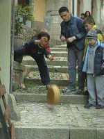 il maiorchino: gara al femminile  - Novara di sicilia (8003 clic)