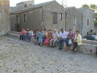Gita a Erice - Gruppo da Novara di Sicilia  - Erice (4274 clic)