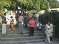 Gita a Erice - Gruppo da Novara di Sicilia - 12 settembre 2004  - Erice (3871 clic)