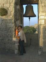 Escursione ad Erice - Rossana ed Elena da Novara di Sicilia - 12 settembre 2004  - Novara di sicilia (5901 clic)